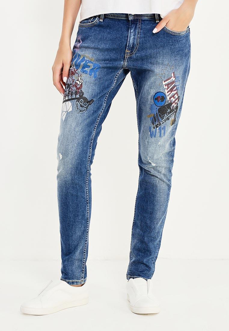 Зауженные джинсы Pepe Jeans (Пепе Джинс) PL2021850