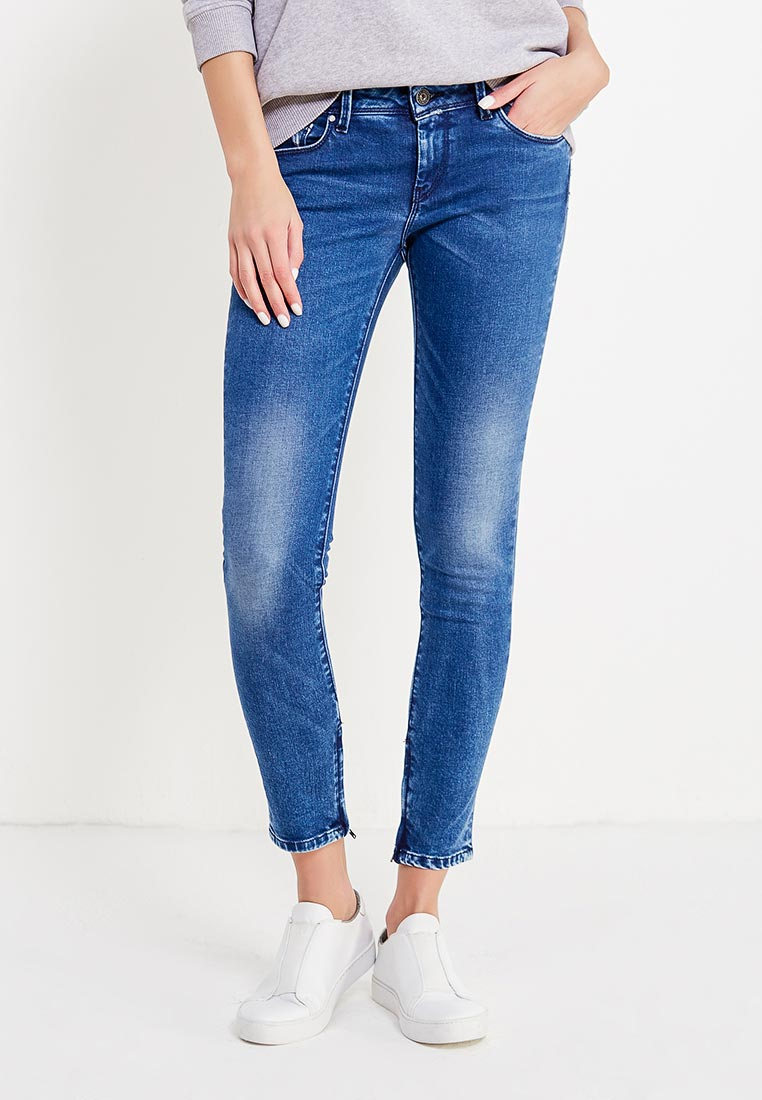 Зауженные джинсы Pepe Jeans (Пепе Джинс) PL200969GA48