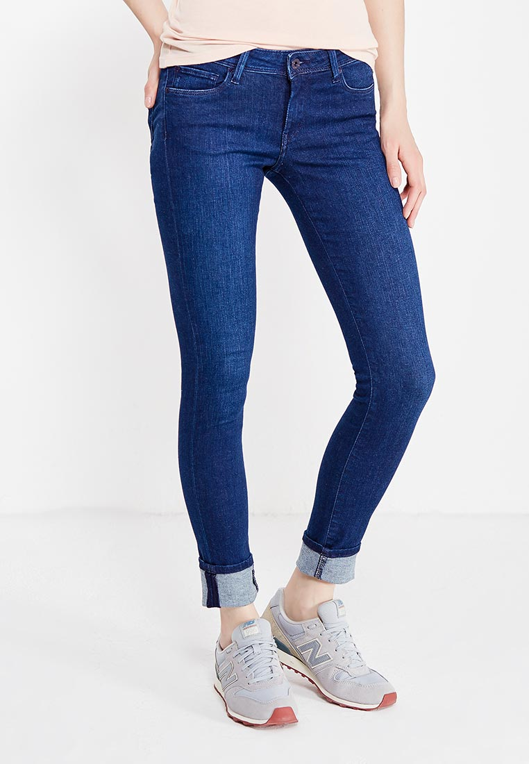 Зауженные джинсы Pepe Jeans (Пепе Джинс) PL201073CA60: изображение 1
