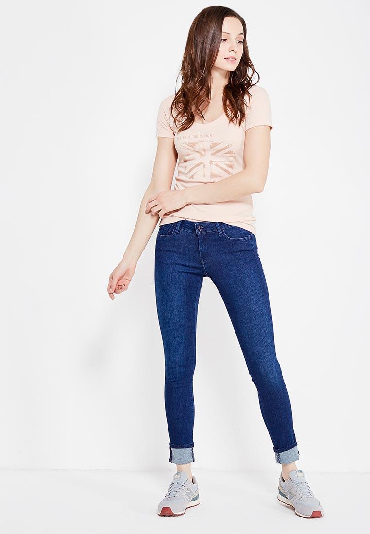 Зауженные джинсы Pepe Jeans (Пепе Джинс) PL201073CA60: изображение 2