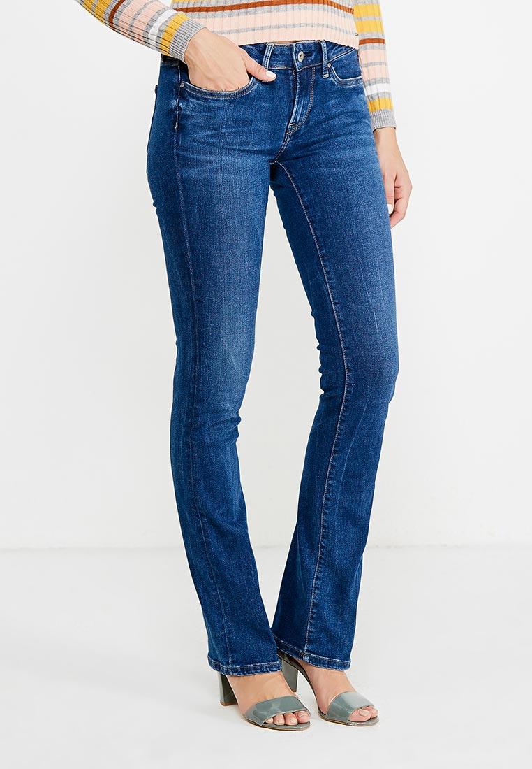 Широкие и расклешенные джинсы Pepe Jeans (Пепе Джинс) .PL200388GA04