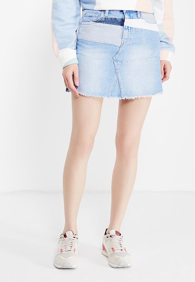 Мини-юбка Pepe Jeans PL900671