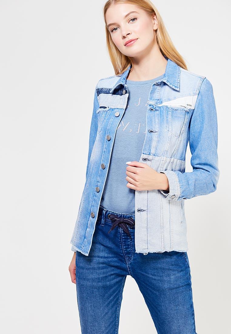 Джинсовая куртка Pepe Jeans (Пепе Джинс) PL401243