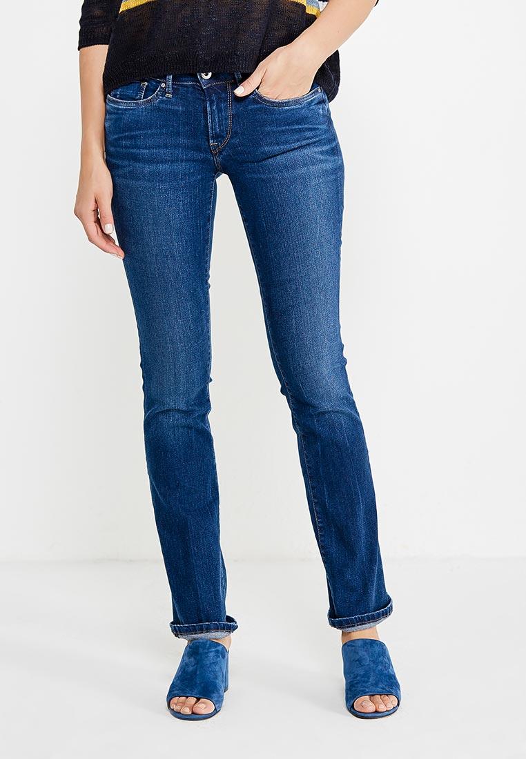 Широкие и расклешенные джинсы Pepe Jeans (Пепе Джинс) PL200388GA0