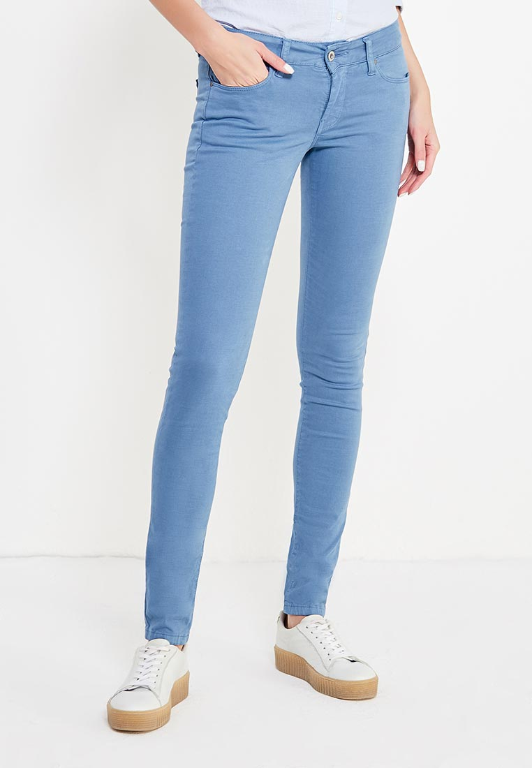 Женские зауженные брюки Pepe Jeans (Пепе Джинс) .PL210804U912