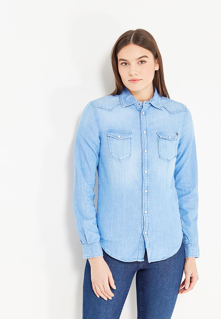 Рубашка Pepe Jeans (Пепе Джинс) PL300999MA8