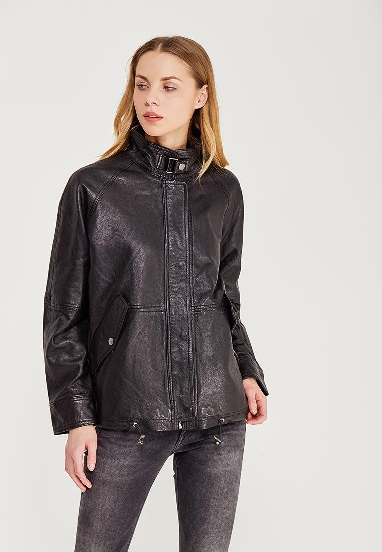 Кожаная куртка Pepe Jeans (Пепе Джинс) PL401298