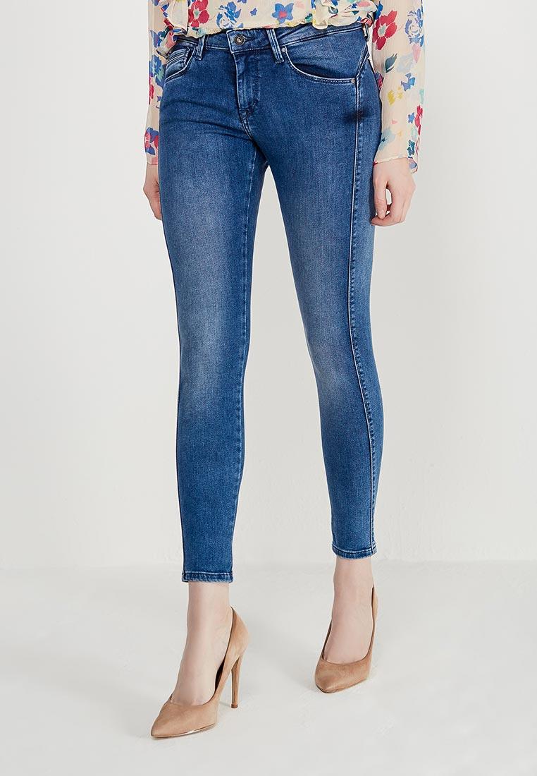 Зауженные джинсы Pepe Jeans (Пепе Джинс) PL201659CF0