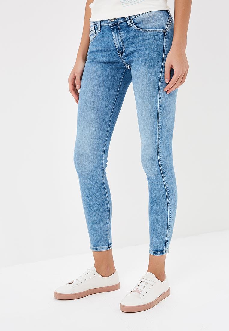 Зауженные джинсы Pepe Jeans (Пепе Джинс) PL201659MA9