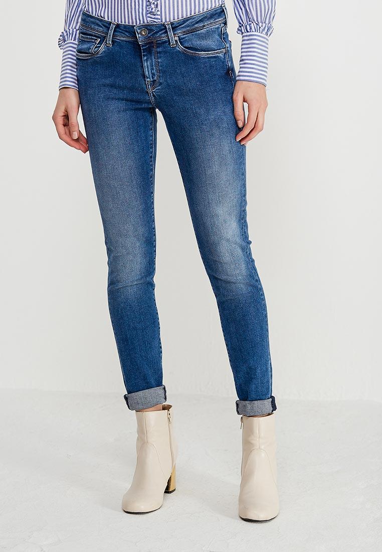 Зауженные джинсы Pepe Jeans (Пепе Джинс) PL201073CF0