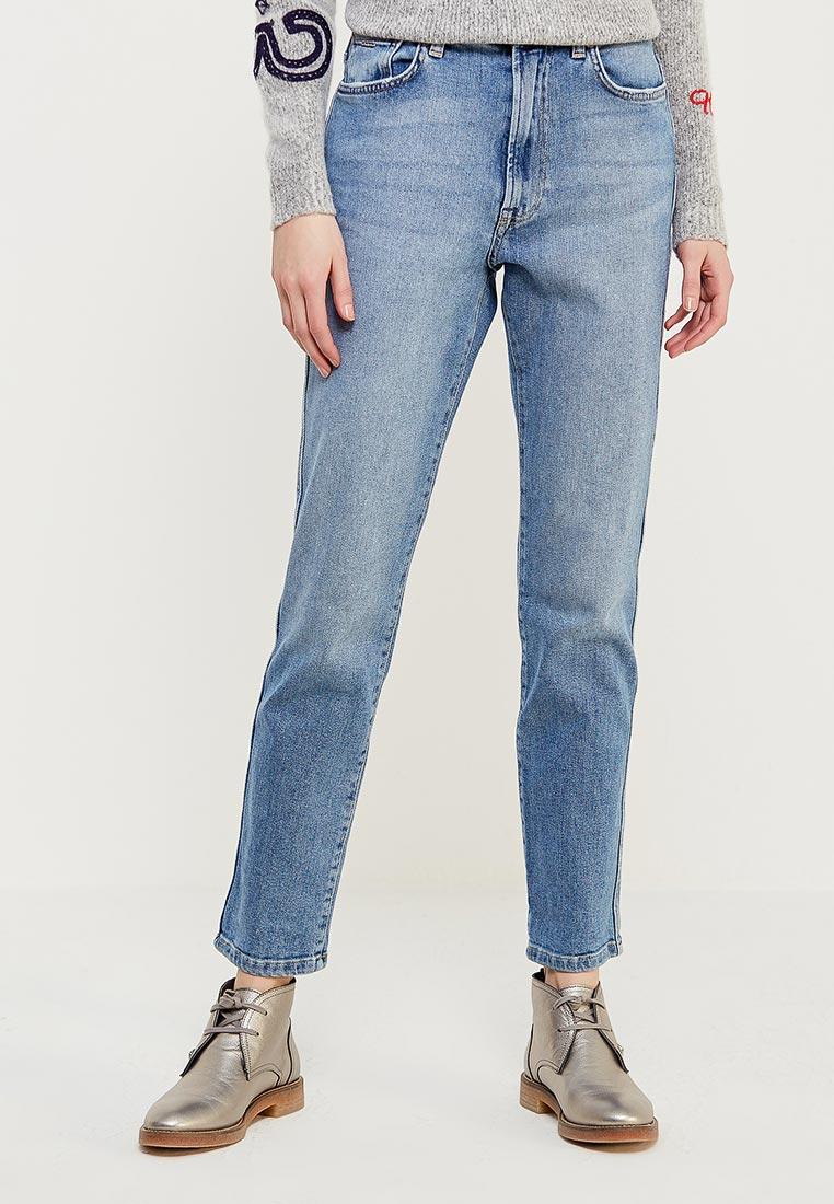Прямые джинсы Pepe Jeans (Пепе Джинс) PL202174GE9