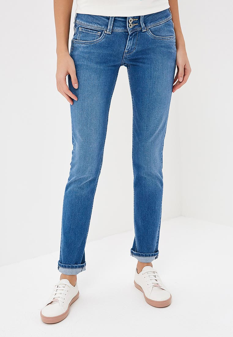 Зауженные джинсы Pepe Jeans (Пепе Джинс) PL201165GD3