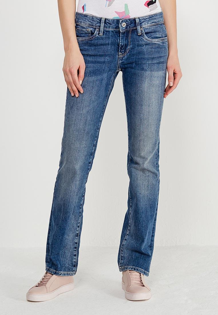 Широкие и расклешенные джинсы Pepe Jeans (Пепе Джинс) PL200388GE2