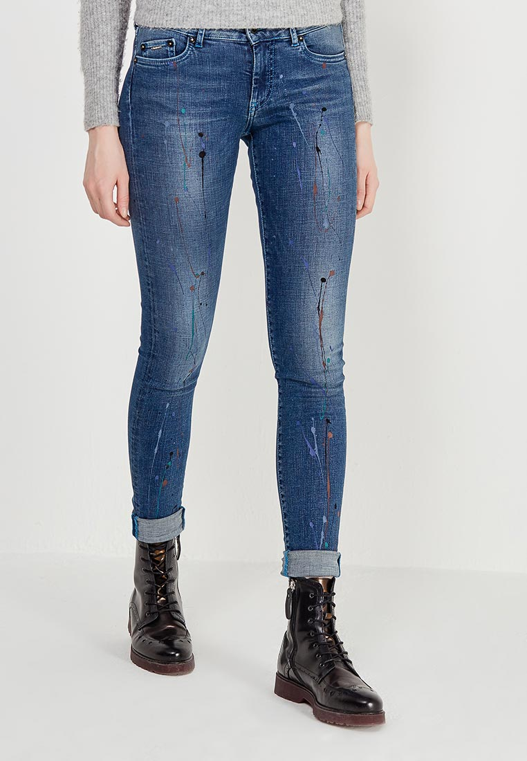 Зауженные джинсы Pepe Jeans (Пепе Джинс) PL202224