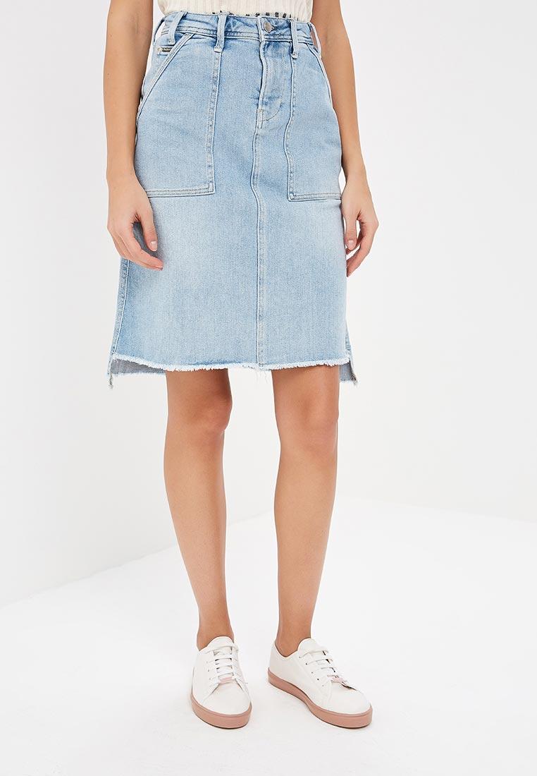 Прямая юбка Pepe Jeans (Пепе Джинс) PL900711