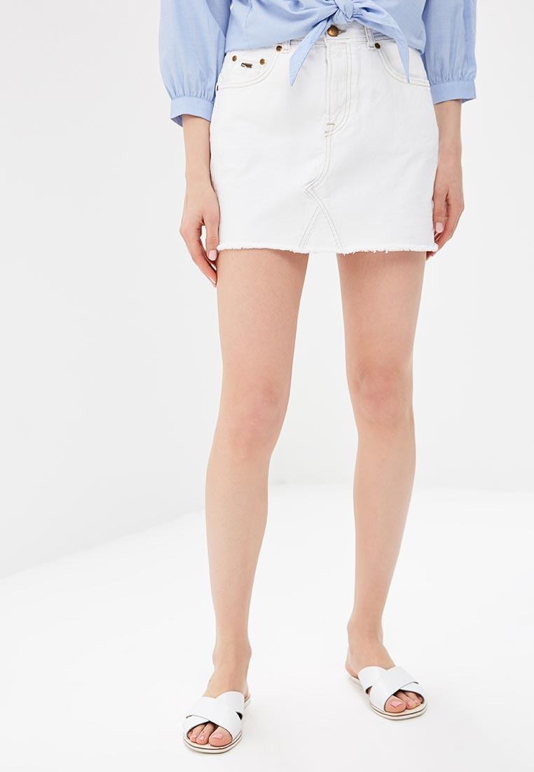Мини-юбка Pepe Jeans (Пепе Джинс) PL900710