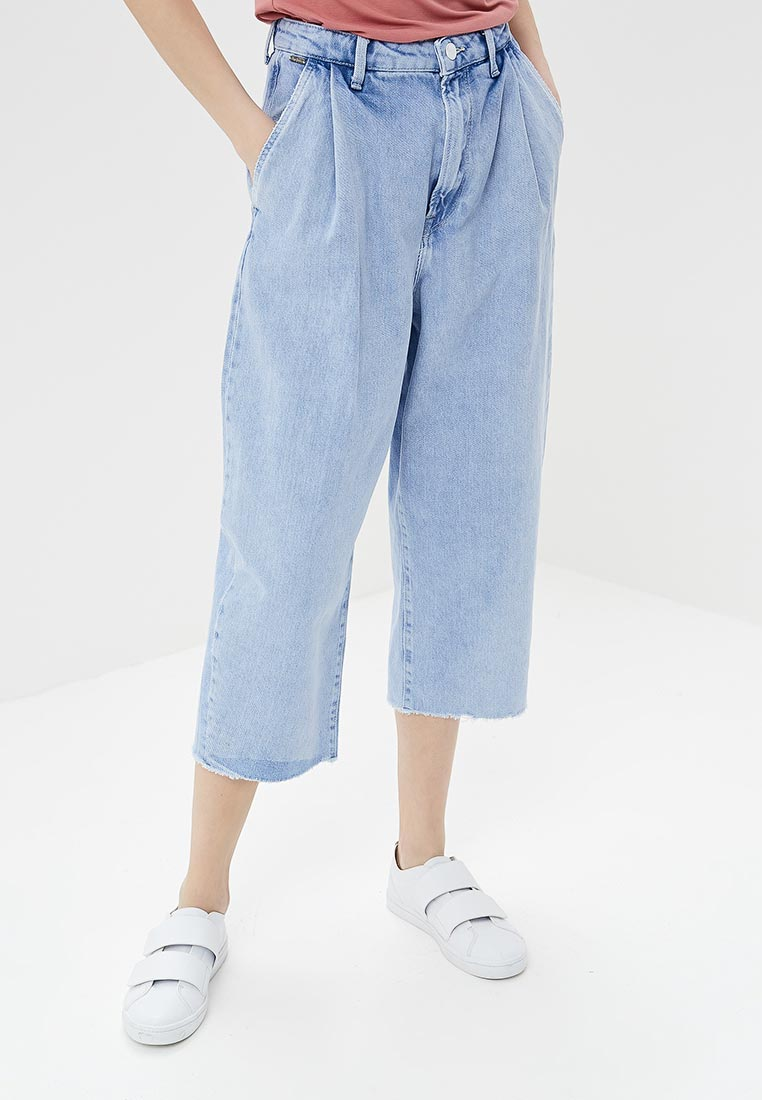 Широкие и расклешенные джинсы Pepe Jeans (Пепе Джинс) PL202259