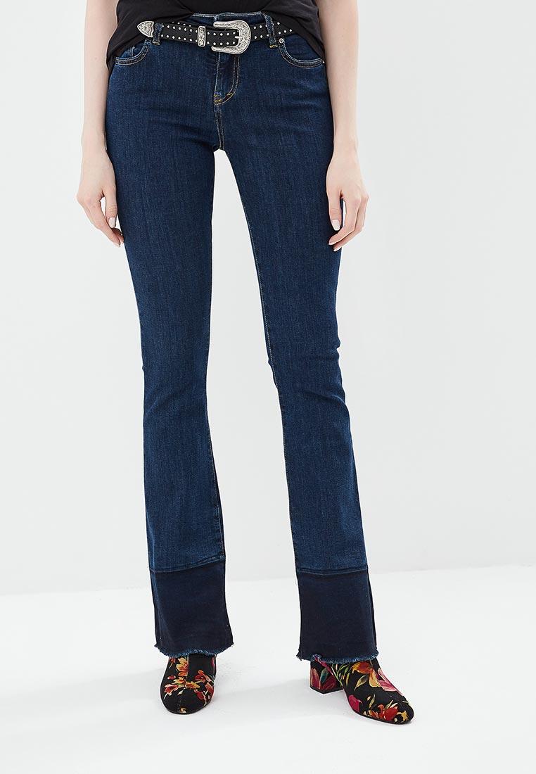 Широкие и расклешенные джинсы Phard P1716760914653