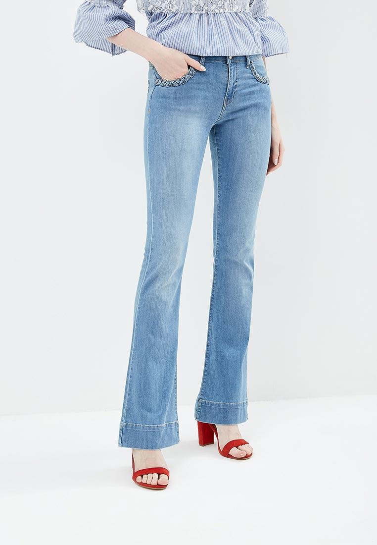Широкие и расклешенные джинсы Phard P1716870915158
