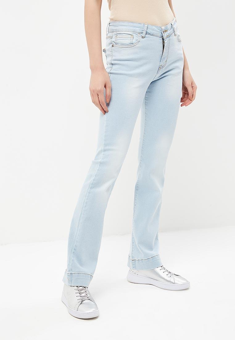 Широкие и расклешенные джинсы Phard P1717430971800