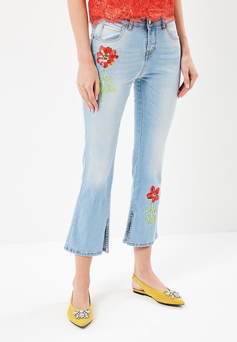 Широкие и расклешенные джинсы Phard P1717460972100
