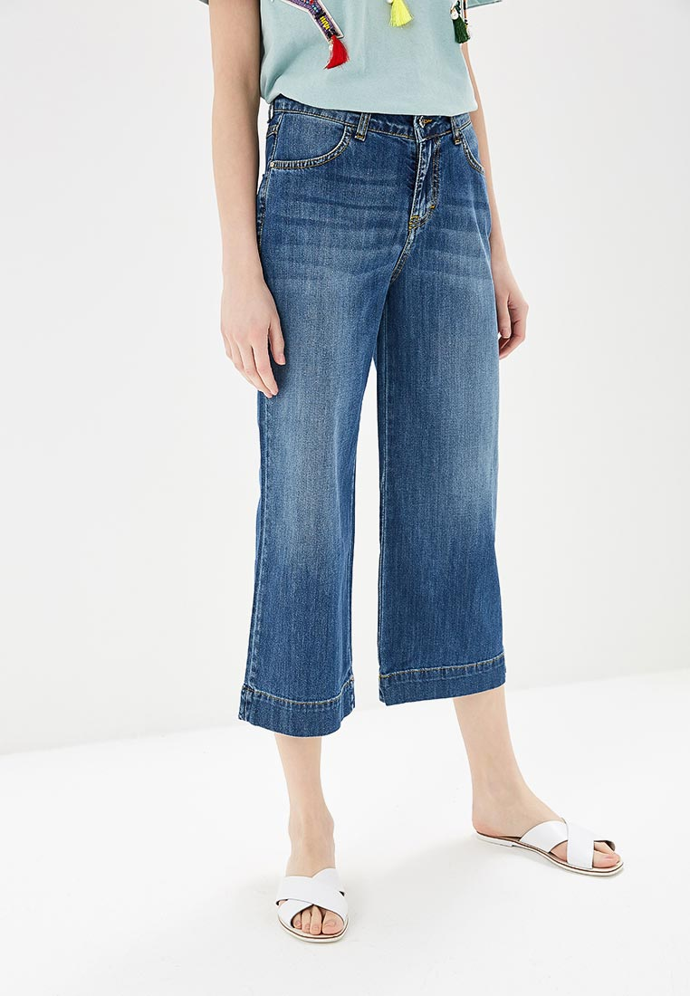 Широкие и расклешенные джинсы Phard P1717470972200
