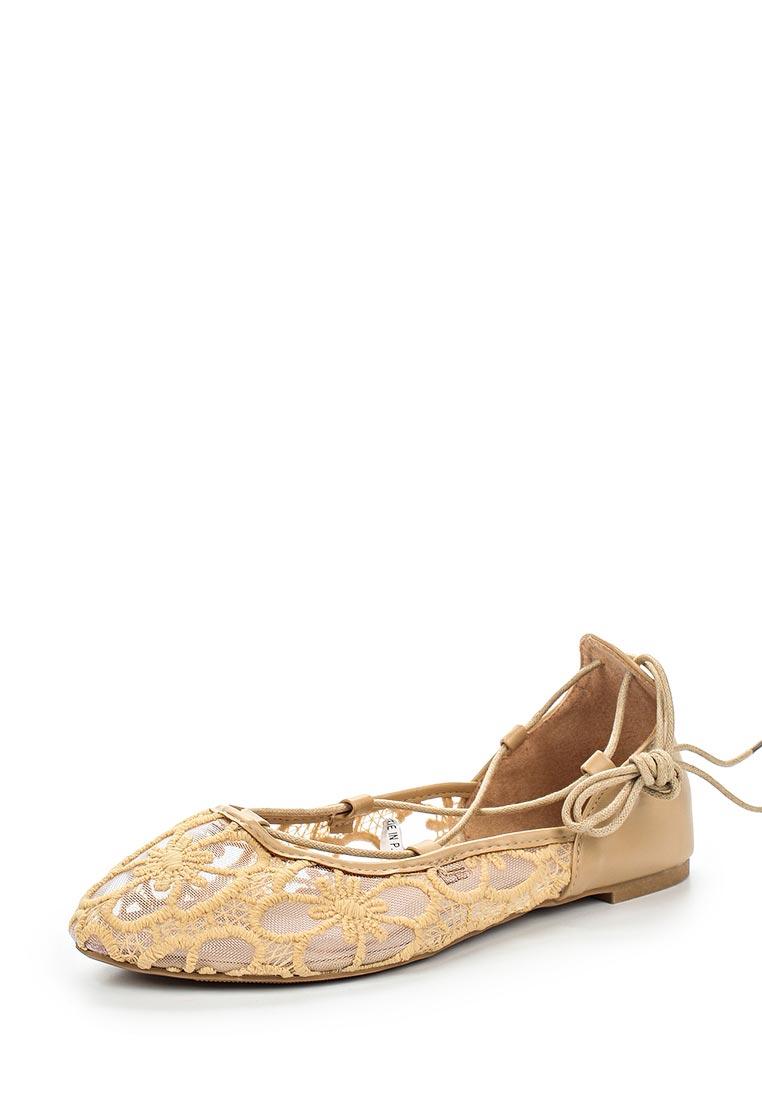 Туфли на плоской подошве Piazza Italia 89690