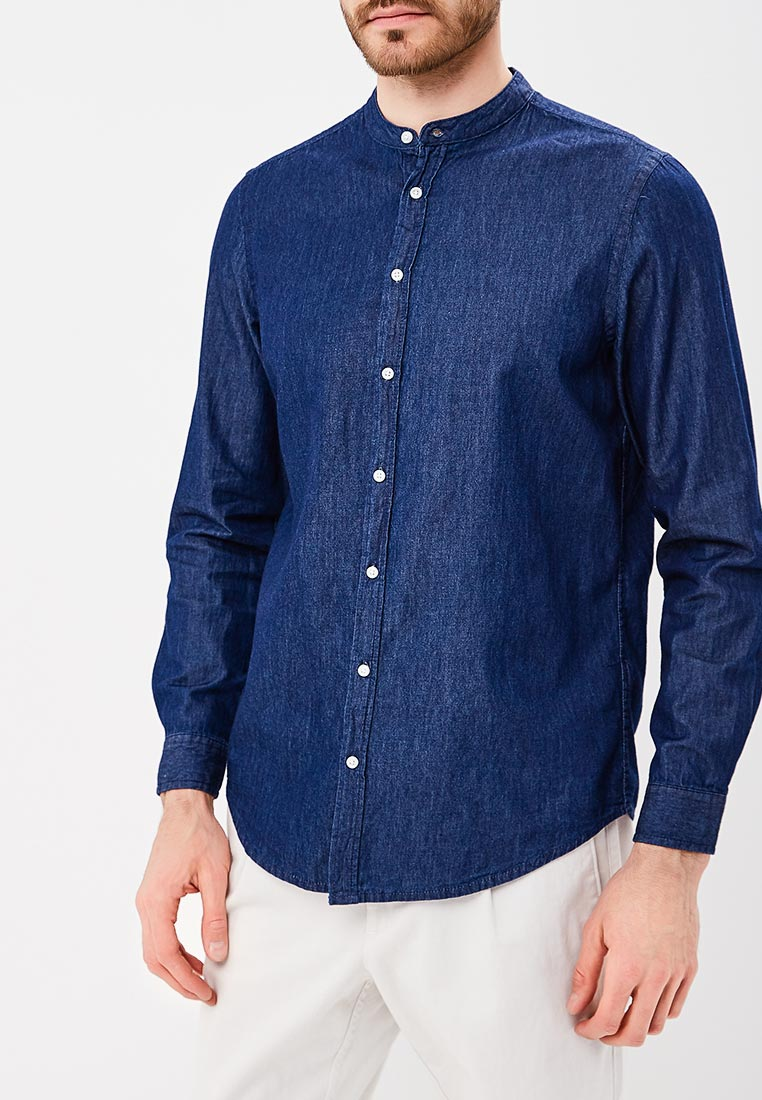Рубашка с длинным рукавом Piazza Italia (Пиазза Италия) 95029