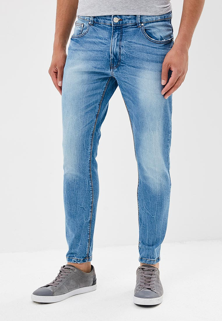 Зауженные джинсы Piazza Italia (Пиазза Италия) 96544