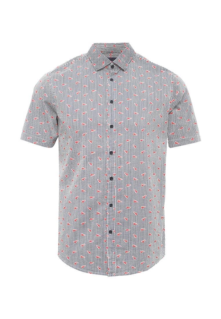Рубашка с коротким рукавом Piazza Italia 87147
