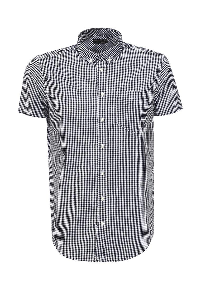 Рубашка с коротким рукавом Piazza Italia 87209