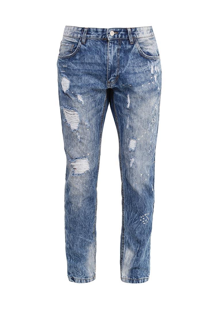 Зауженные джинсы Piazza Italia 87474