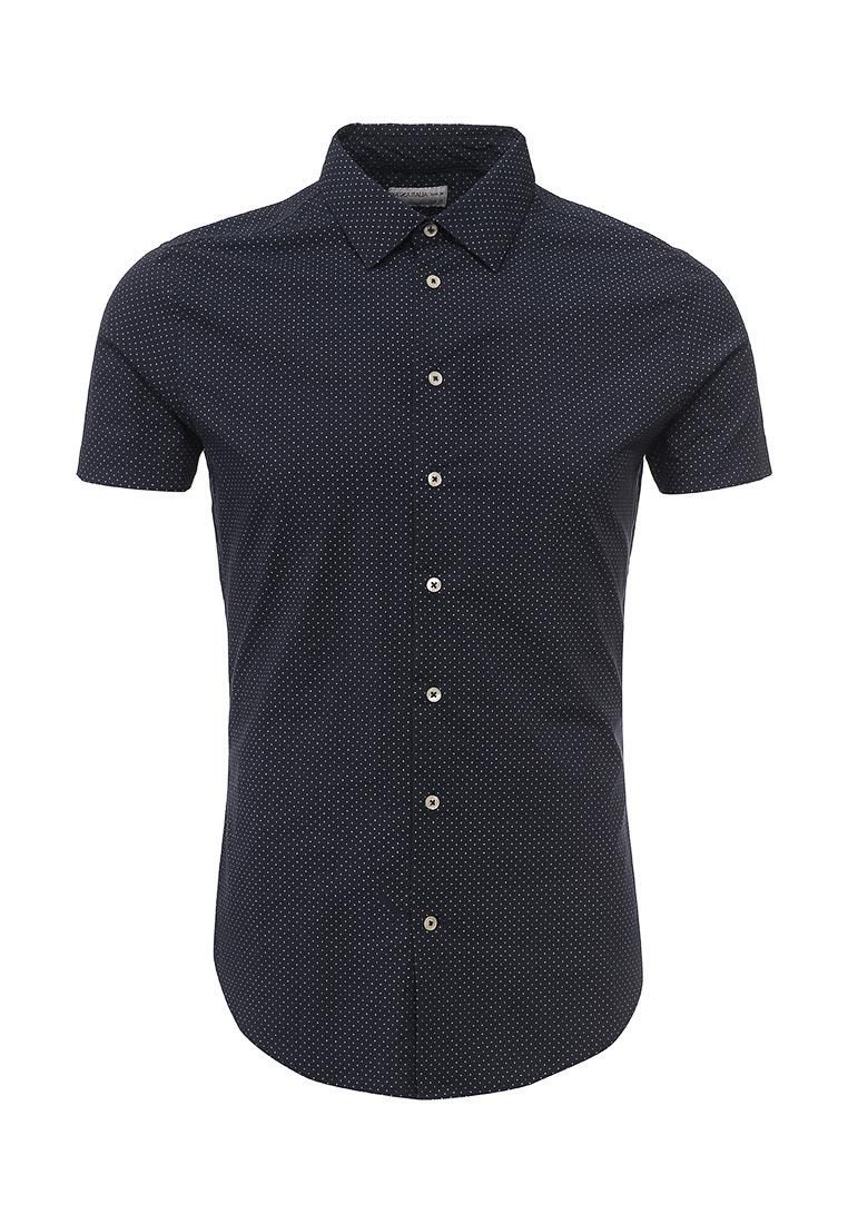 Рубашка с коротким рукавом Piazza Italia 88001