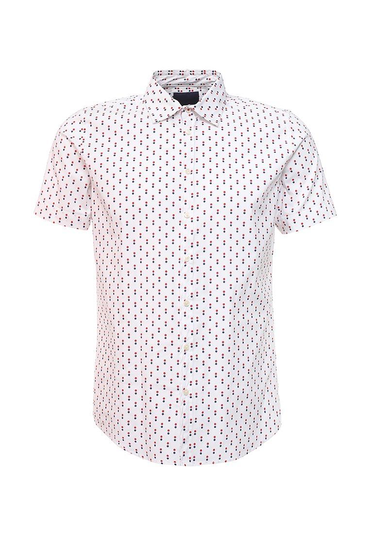 Рубашка с коротким рукавом Piazza Italia 88003