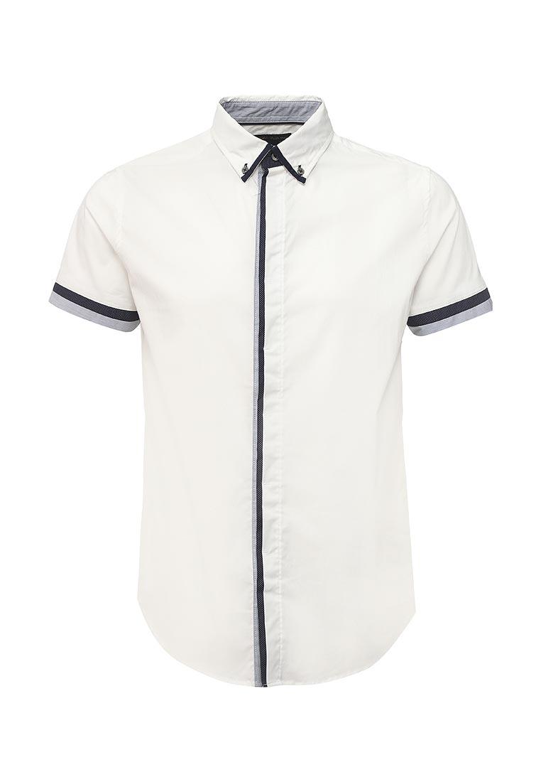 Рубашка с коротким рукавом Piazza Italia 88004