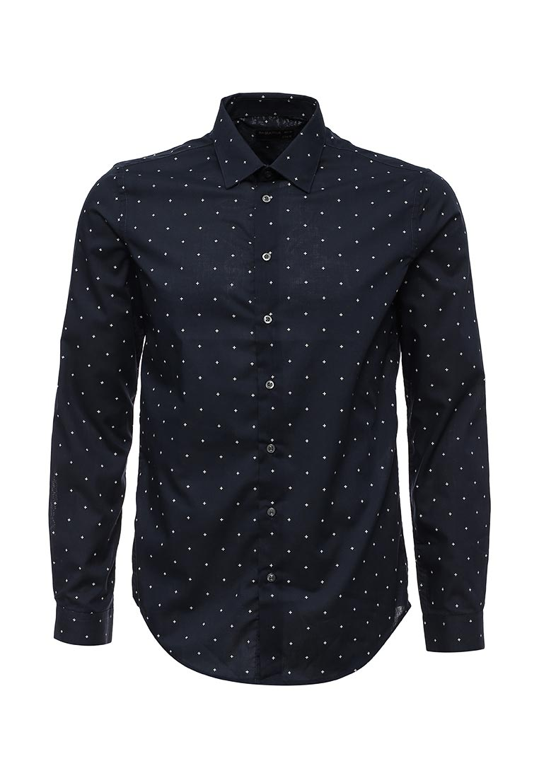 Рубашка с длинным рукавом Piazza Italia 51323