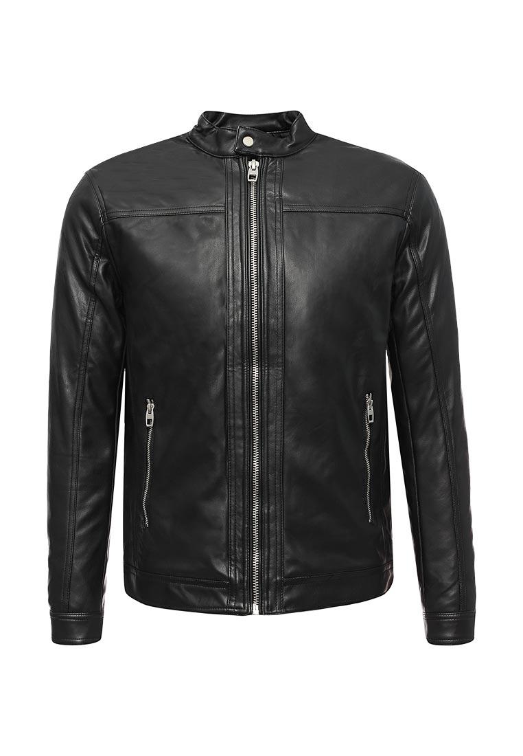 Кожаная куртка Piazza Italia 91631