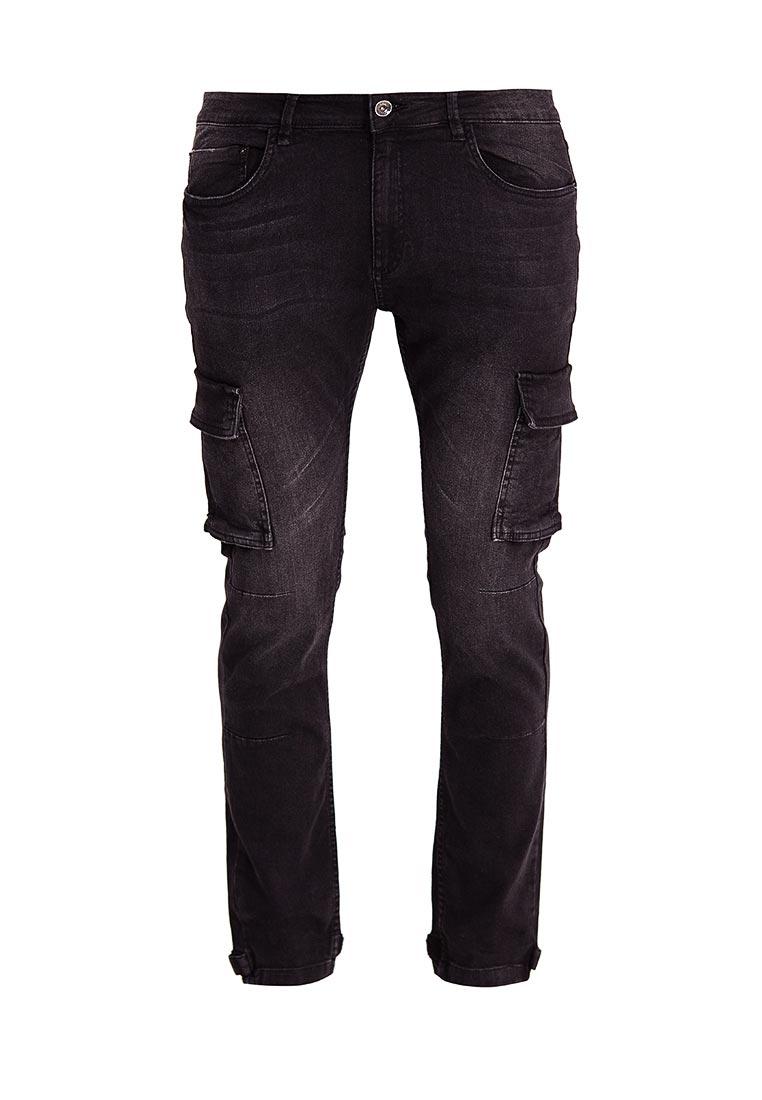 Зауженные джинсы Piazza Italia (Пиазза Италия) 50619