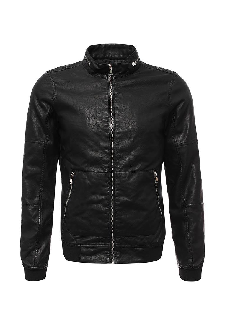 Кожаная куртка Piazza Italia 91629