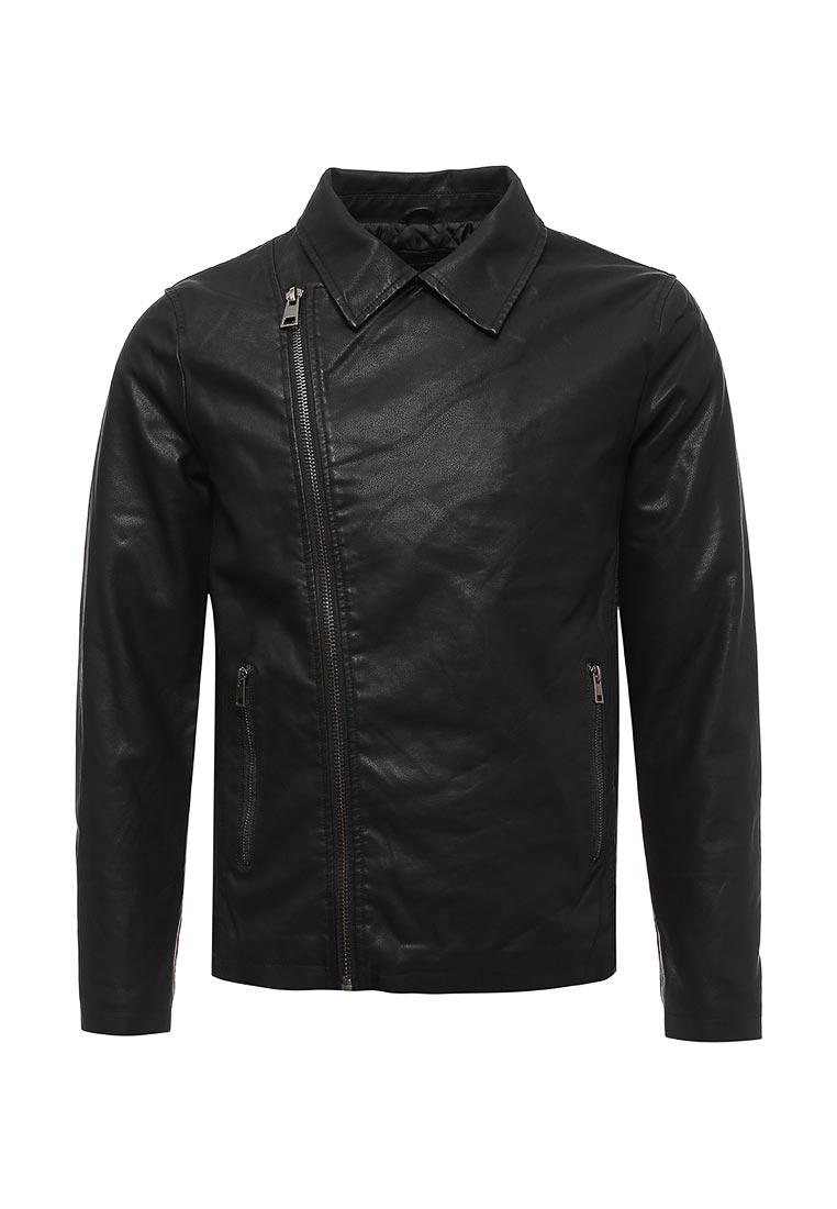 Кожаная куртка Piazza Italia (Пиазза Италия) 91707