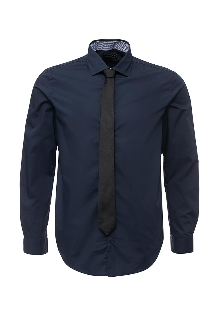 Рубашка с длинным рукавом Piazza Italia 51312