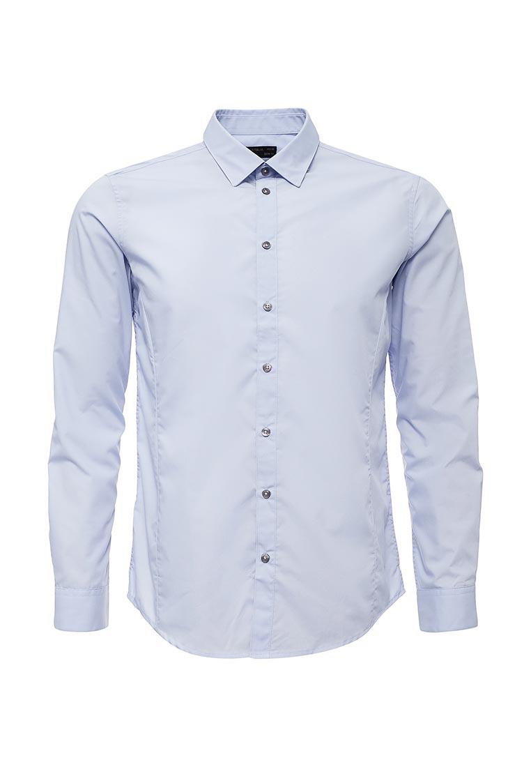 Рубашка с длинным рукавом Piazza Italia 51430