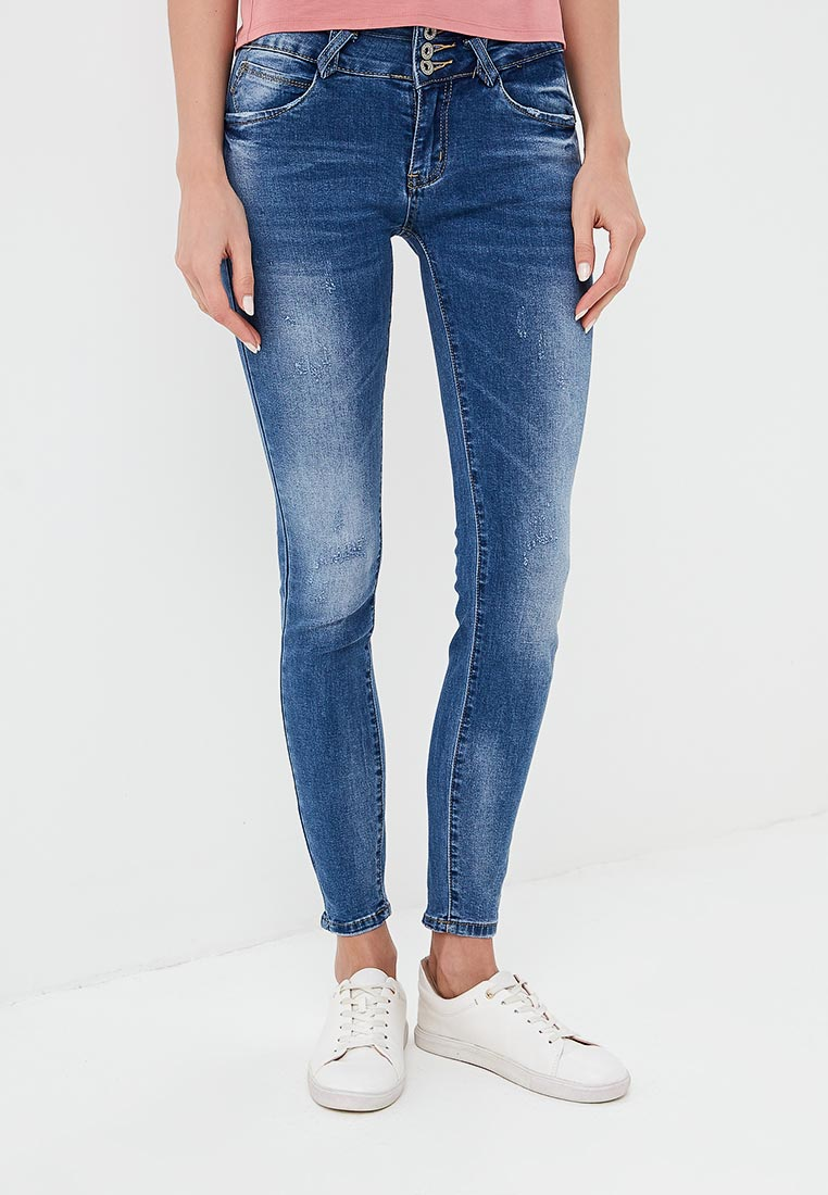 Зауженные джинсы Piazza Italia (Пиазза Италия) 95127