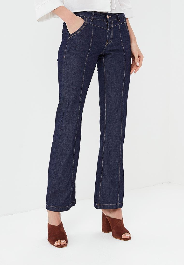 Широкие и расклешенные джинсы Piazza Italia (Пиазза Италия) 94942