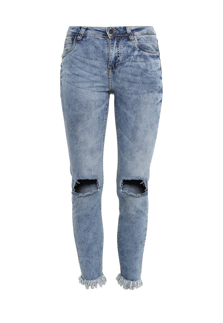 Зауженные джинсы Piazza Italia 86882