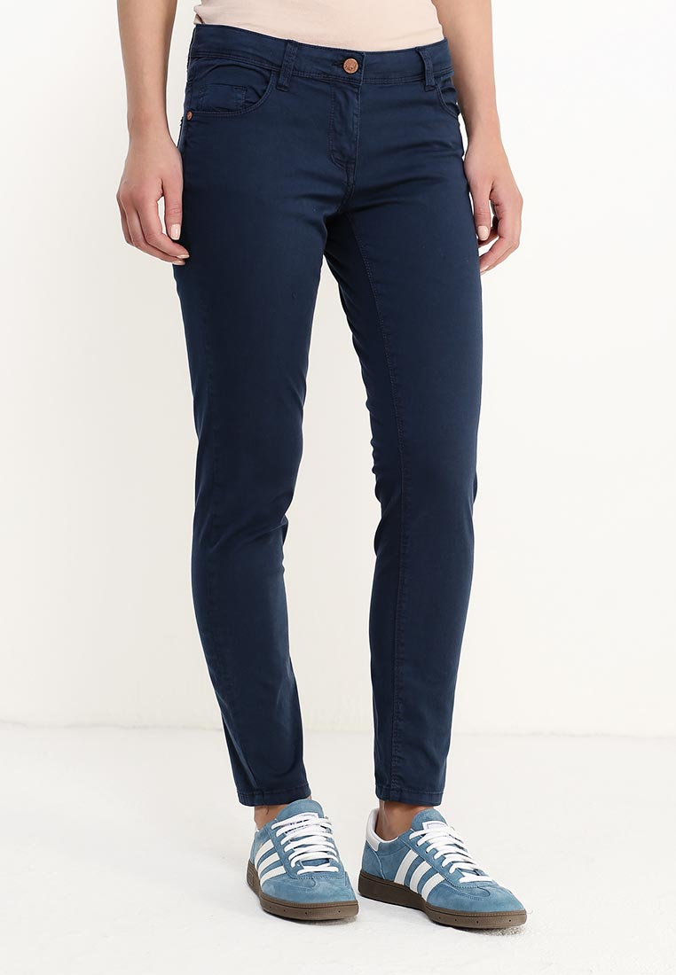 Женские зауженные брюки Piazza Italia 86885: изображение 3
