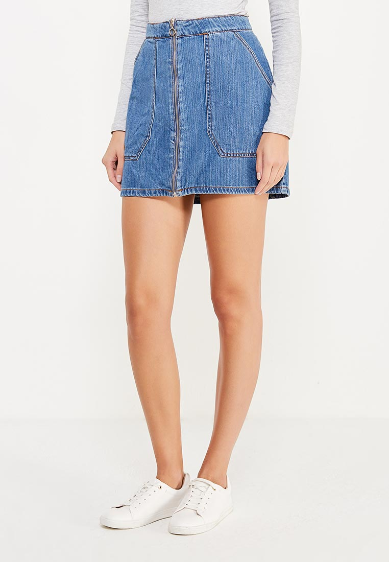 Джинсовая юбка Piazza Italia 92343