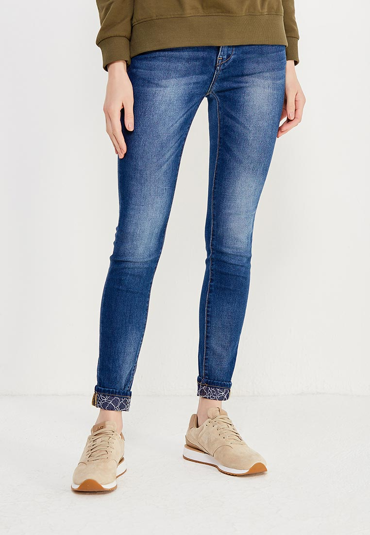 Зауженные джинсы Piazza Italia (Пиазза Италия) 92963