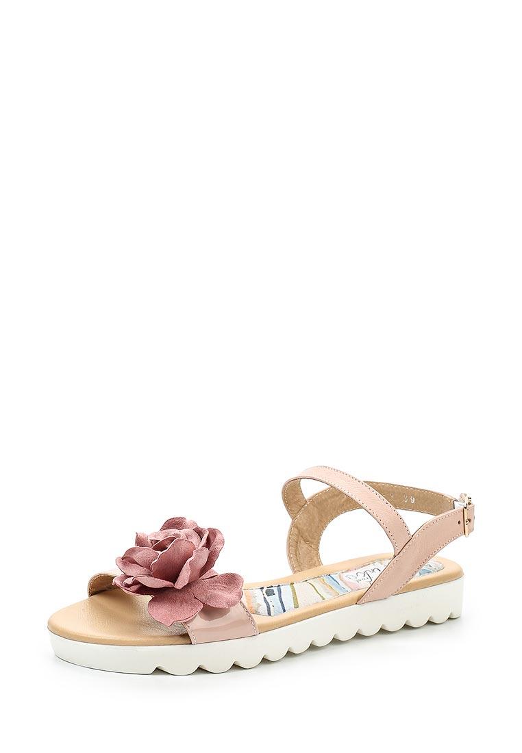 Женские сандалии Pink Frost PI118-1