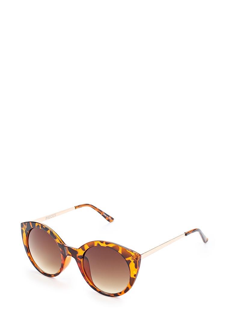 Женские солнцезащитные очки Pieces 17087835